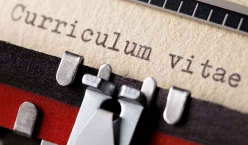 Compilare il curriculum vitae europass