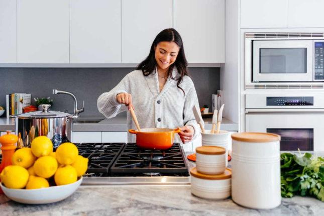 Come scegliere il colore della propria cucina